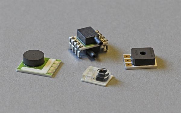 kompensiert, druck, sensor, Drucksensor, piezo, Merit Sensor