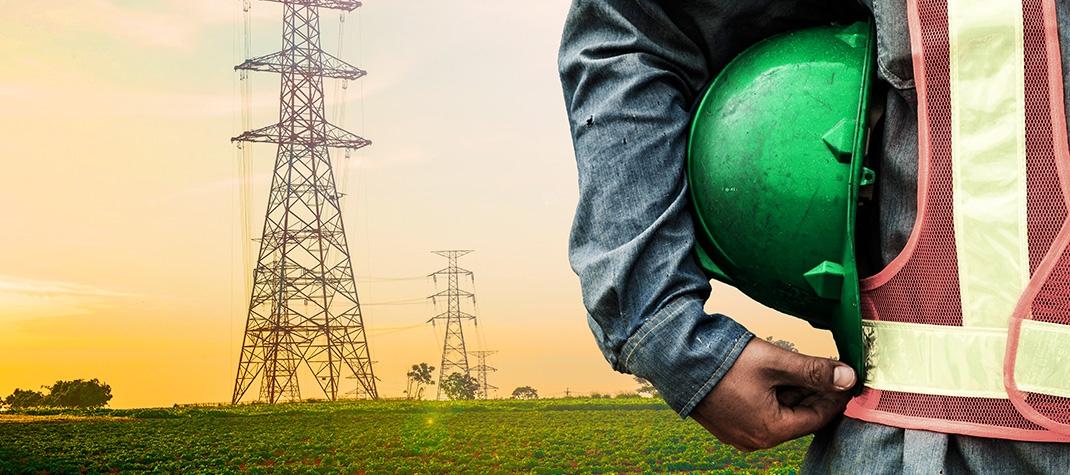 Energie Industrie Strom