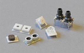 unkompensietre Drucksensoren, Chips, druck, Merit Sensor, chips