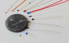 NTC, PTC, Thermistor, Kaltleiter, Heißleiter, Temperatur, Sensor, Fühler,